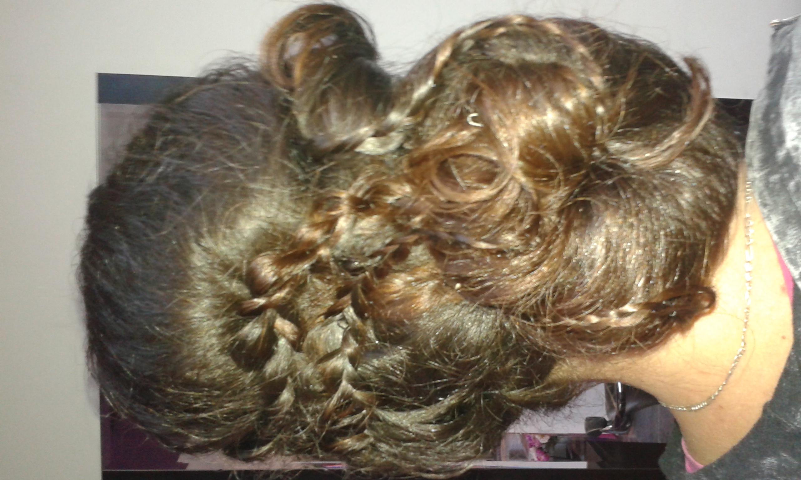 Hair Styling Coafuri De Ocazie